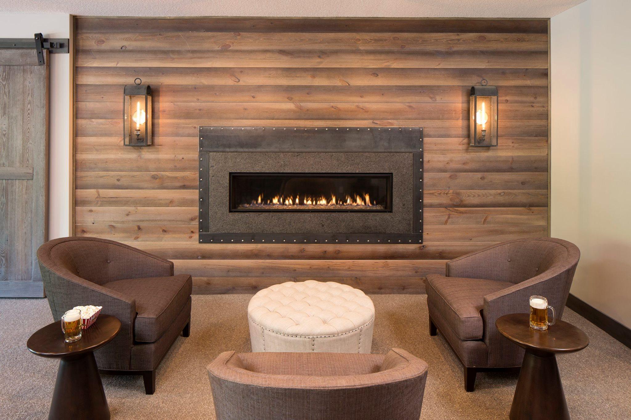 One Piece Granite Fireplace By C Amp D Granite Orono Mn