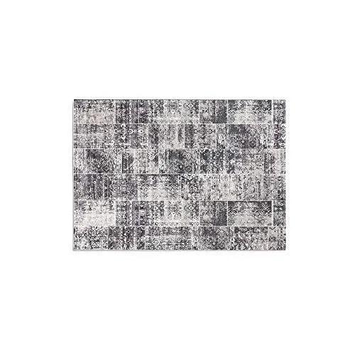 lifa living tapis vintage patchwork tapis a carreaux tapis de salon moderne disponible en differentes couleur 871983179000