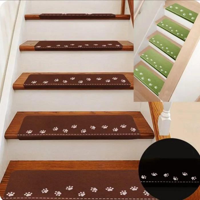 tapis de marche d escalier lumineux auto adhesif m