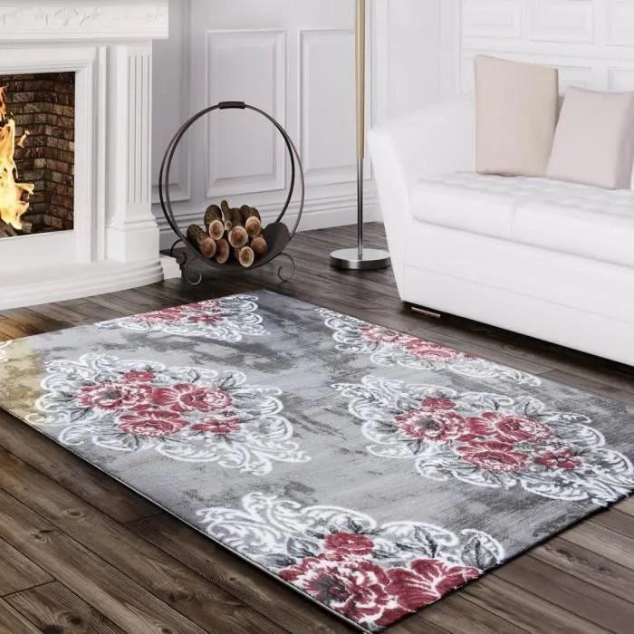 elega nt tapis design motif floral
