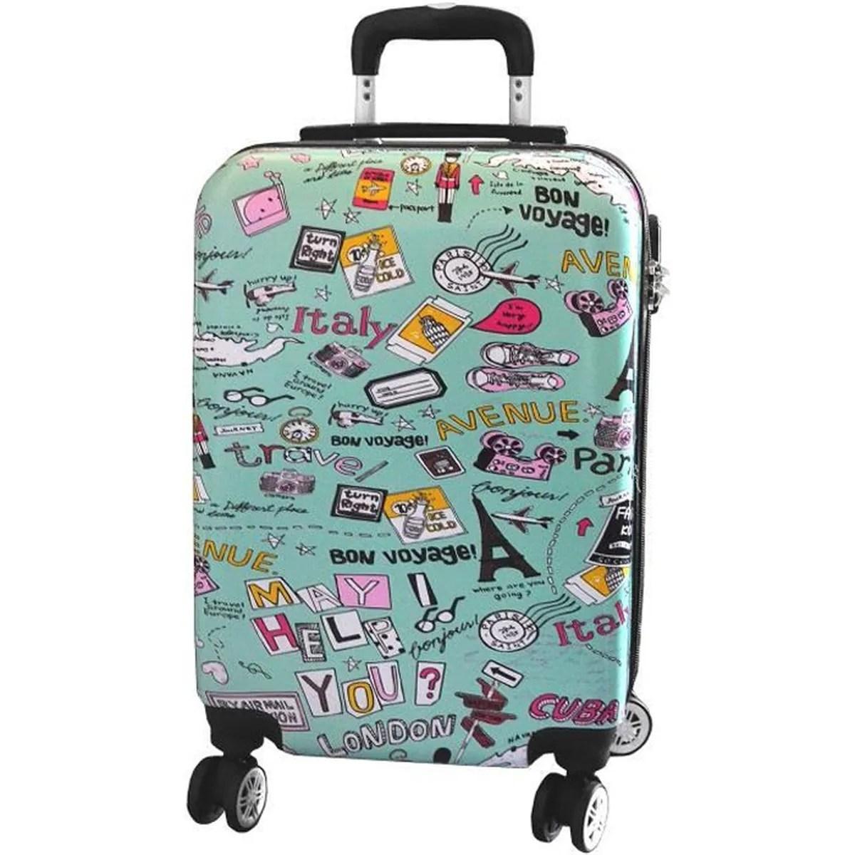 valise cabine enfant pas cher