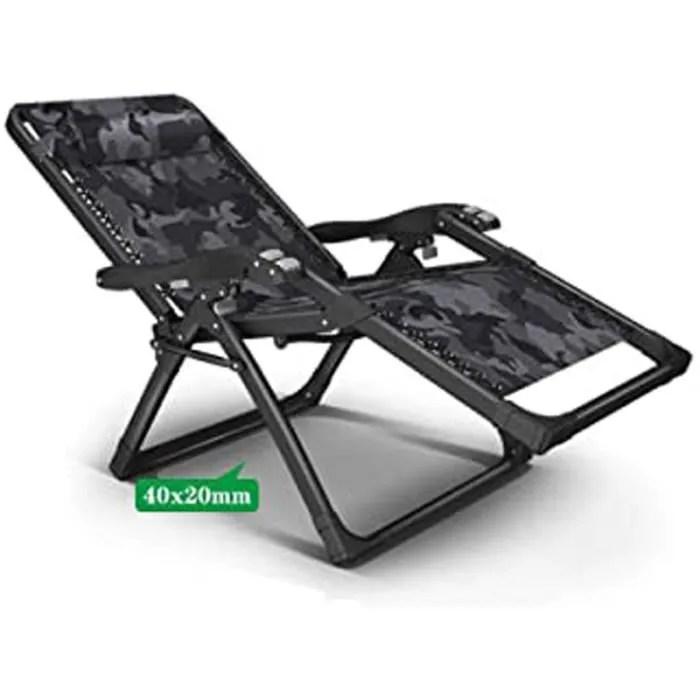 406256 exterieur transat chaise longue jardin plia