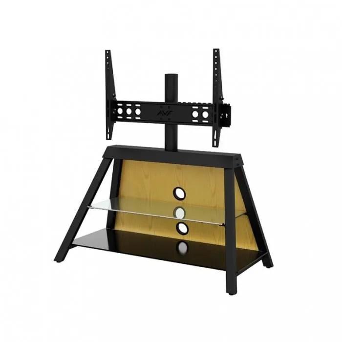avf easel meuble tv avec potence