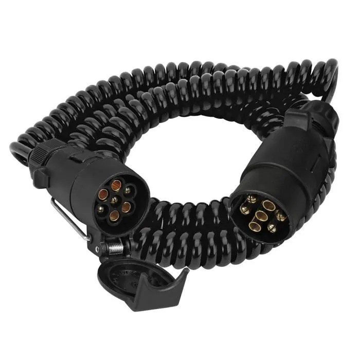 rallonge electrique spirale 5 metres cable spirale