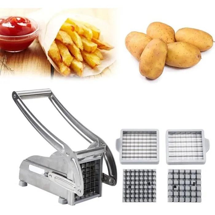 coupe frites decoupe pomme de terre