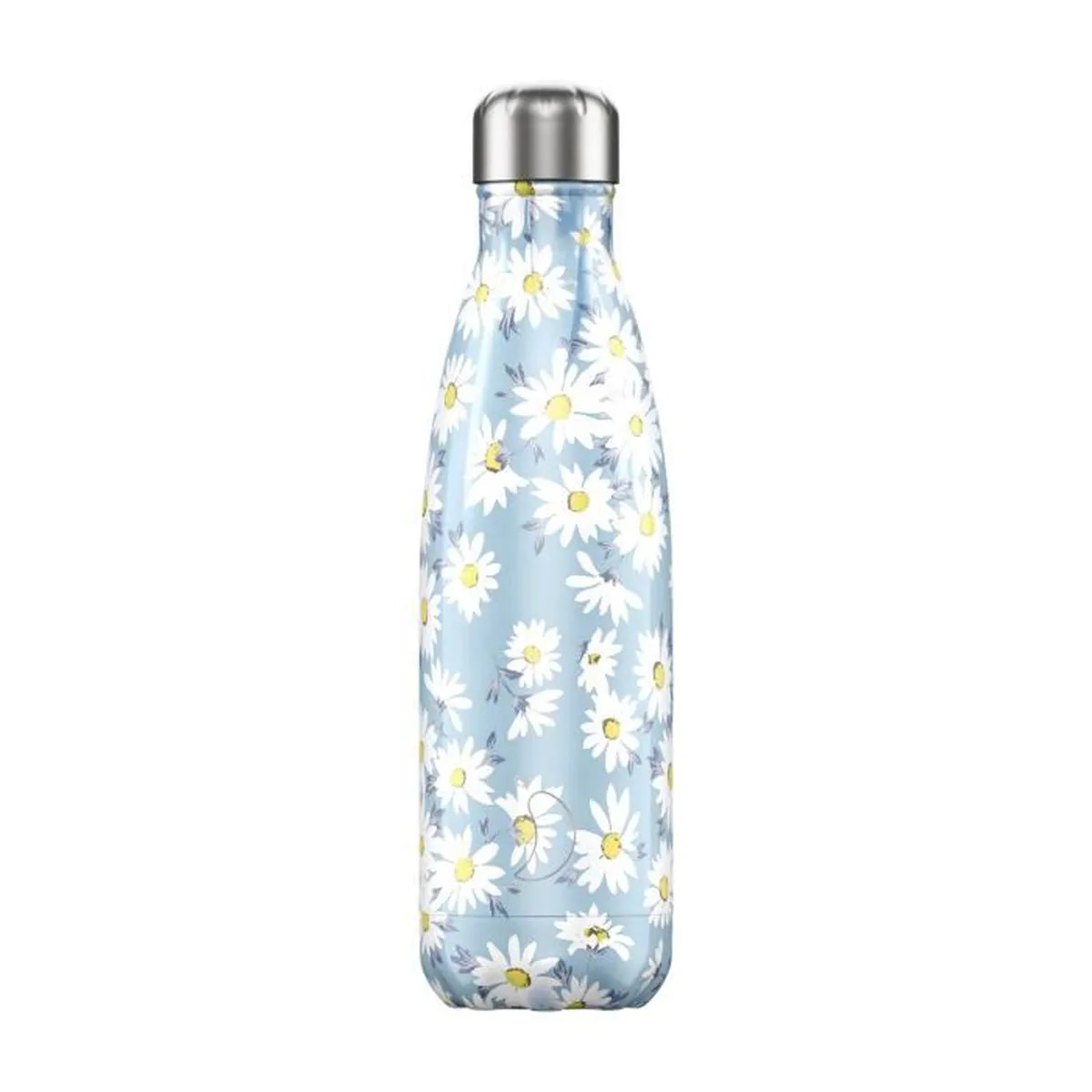 chilly bouteille isotherme 500ml floral daisy