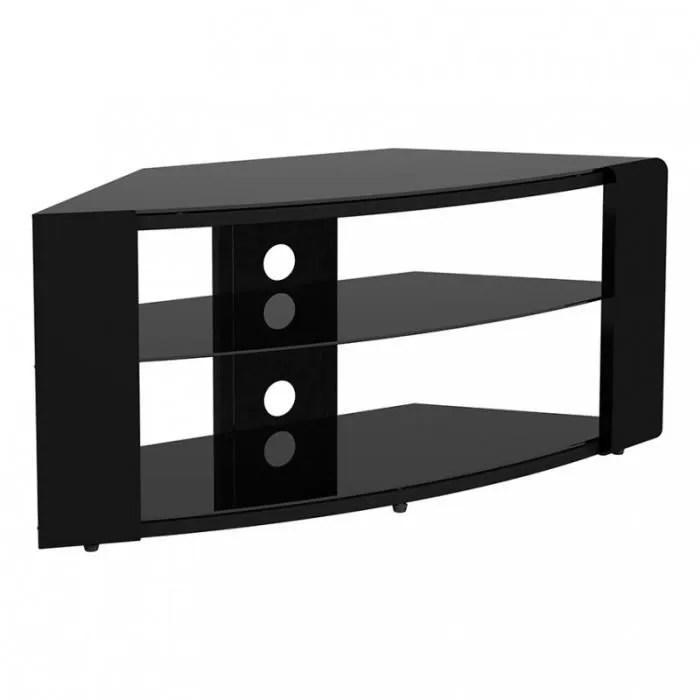 meuble tv avf como l 108 1 cm noir