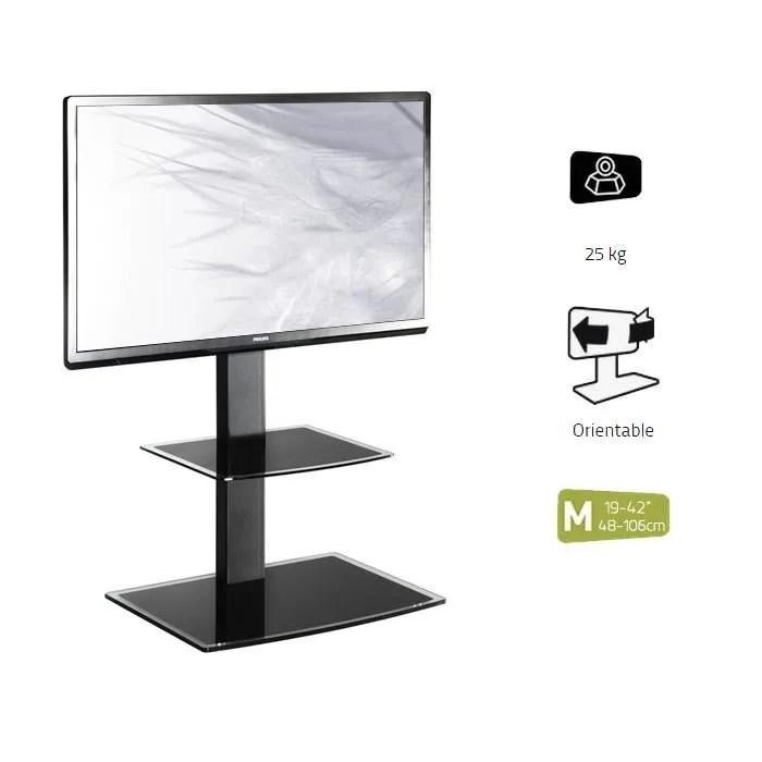meuble hifi tv avec enceinte
