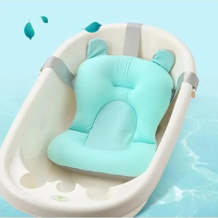 tapis de bain antiderapant pour bebe douche couss