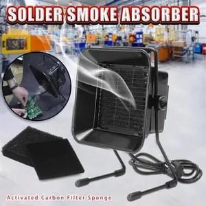 220v Fer A Souder Absorbeur Fumee Aspirateur Fumee Filtre A Charbon Eponge Prise Us Achat Vente Fer Poste A Souder 220v Fer A Souder Absorbeur Cdiscount
