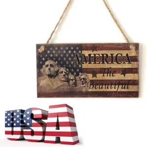 decoration americaine plaques immatriculation usa