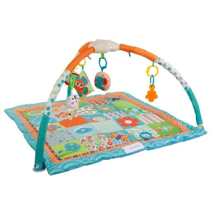 molly tapis d eveil interactif bebe des la nai