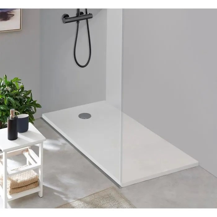receveur de douche 140x90 avec bonde