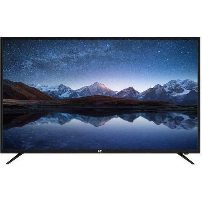 tv led lcd choix par taille