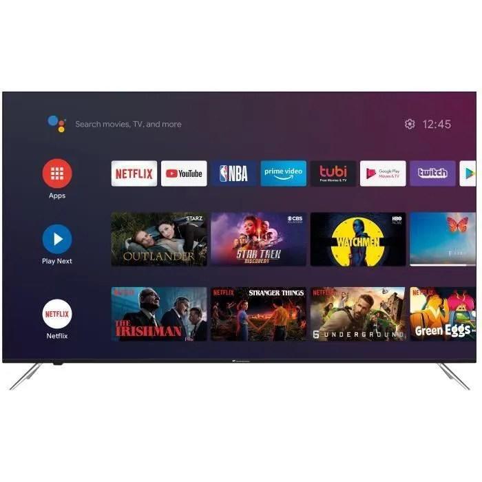 televiseur 160 cm