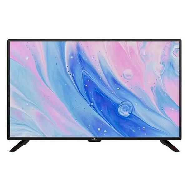 smarttech smt40z30fc1l1b1 tv led full hd 1920x1080 39 5 100 cm 3 x hdmi 1 x usb classe energetique a non smart tv