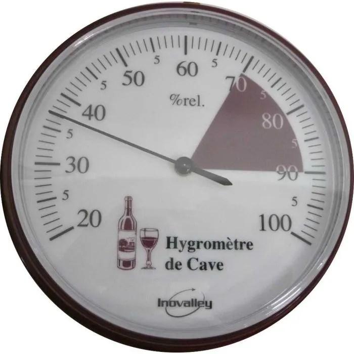 thermometre hygrometre de cave de 20 a