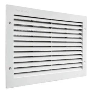 grille de ventilation sur mesure rectangulaire