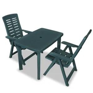 chaise jardin plastique bistrot