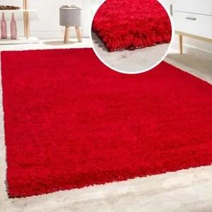 tapis rouge 160x230