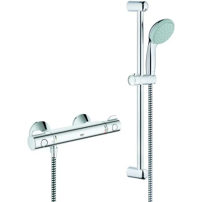 grohe mitigeur thermostatique douche grohtherm 800