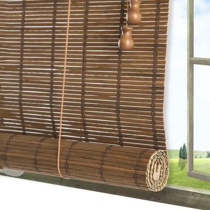 store bambou exterieur 160x230