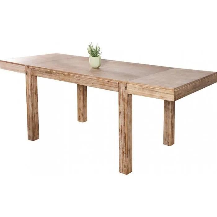 table a manger extensible 120 200 cm