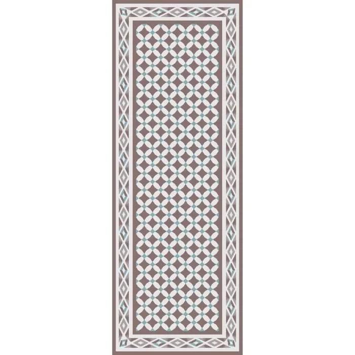 utopia tapis de couloir carreaux de ciment 80x300