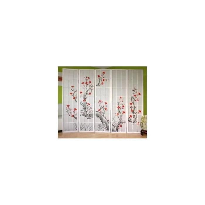 panneau japonais bois