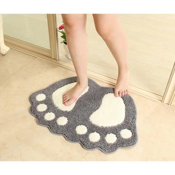 tapis salle de bain antiderapant tapis entree epa