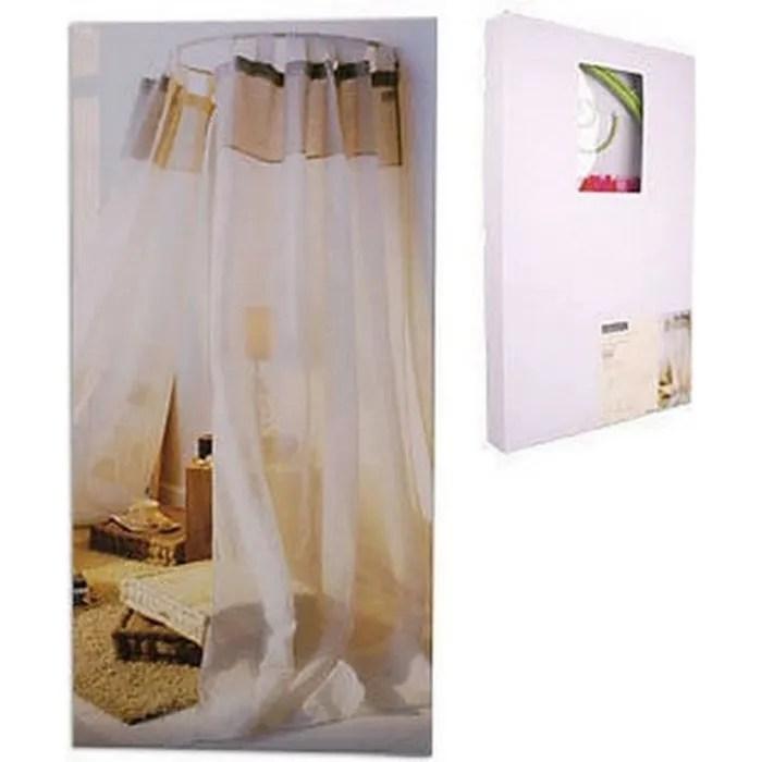 couleur creme tringle rideaux arc arceaux plafon