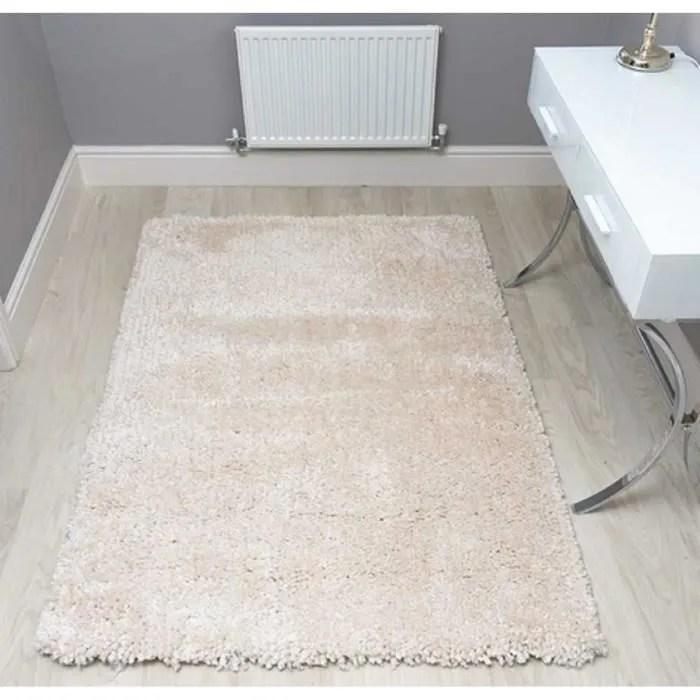 novatrend tapis salon moderne helis blanc casse 200x290 cm