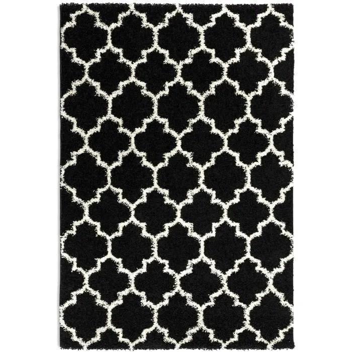 nazar trellis tapis de salon shaggy style berber
