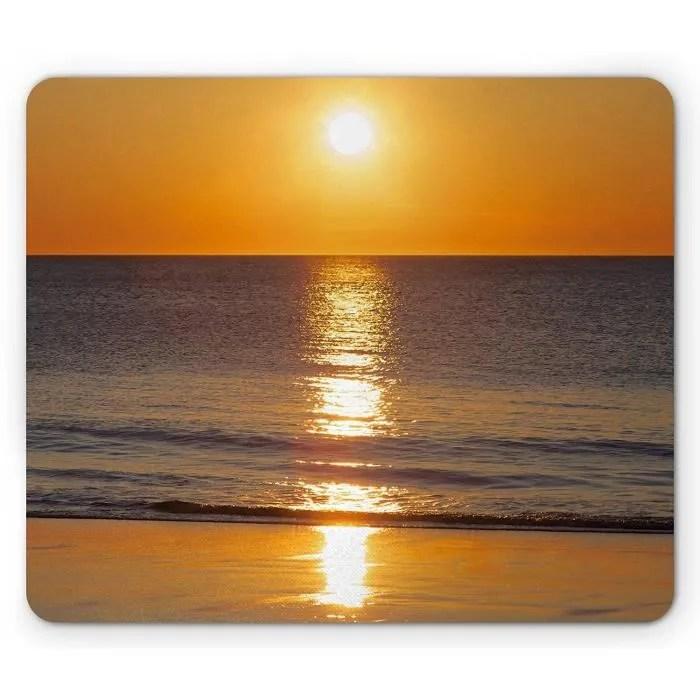 https www cdiscount com informatique clavier souris webcam tapis de souris de paysage coucher de soleil sur f 107021422 auc6922478565161 html