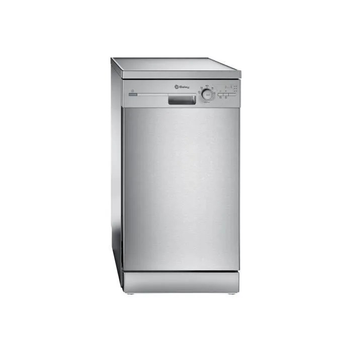 balay 3vn303ia lave vaisselle pose libre largeur 45 cm profondeur 60 cm hauteur 84 5 cm inox