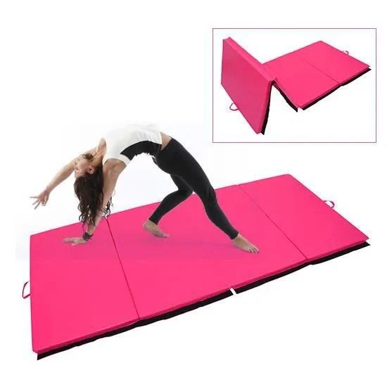 tapis de gymnastique pliable natte de