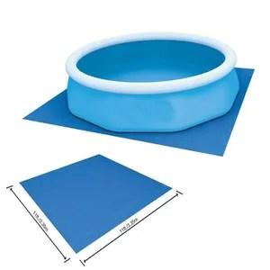 tapis de sol pour spa rond