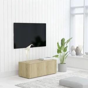 meuble tv campagne cdiscount maison