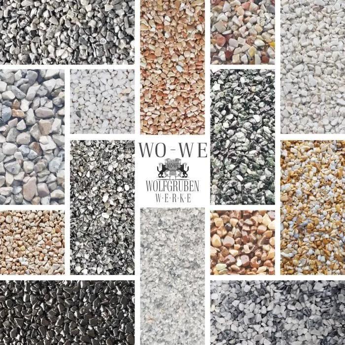 tapis de pierre revetement de sol pour terrasse
