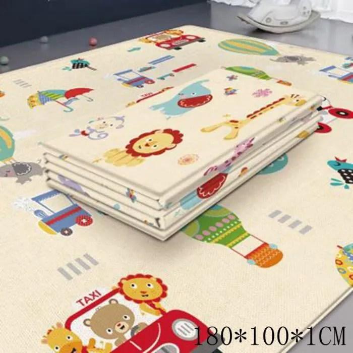 tapis de sol pour enfants tapis de jeu