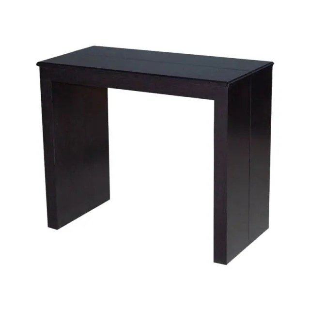 table console extensible kelly marron