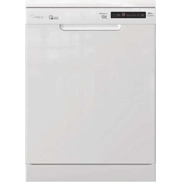 Lave Vaisselle 60 Cm Candy Cdpn2d350sw 47 Blanc Achat Vente Lave Vaisselle Cdiscount