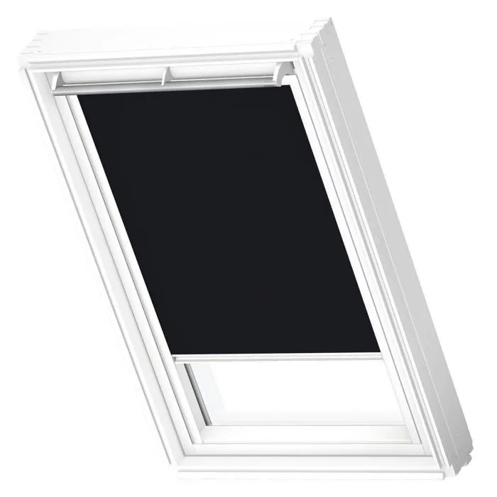 velux original store occultant cadre blanc dkl sk06 noir