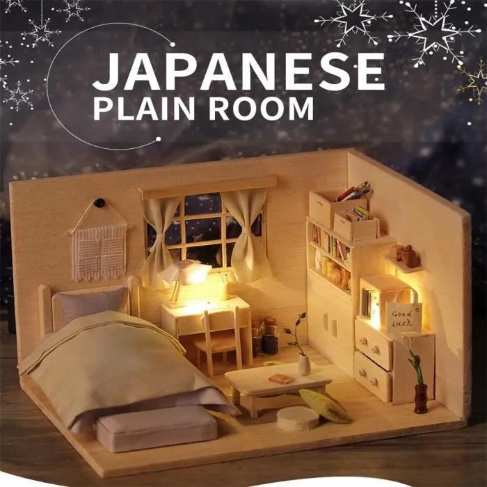 japonaise ordinaire salle de bricolage miniature d