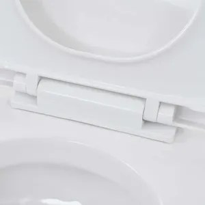 wc suspendu hauteur reduite