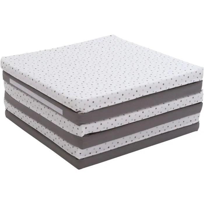 candide maxi tapis de motricite xl 180 x 120 cm