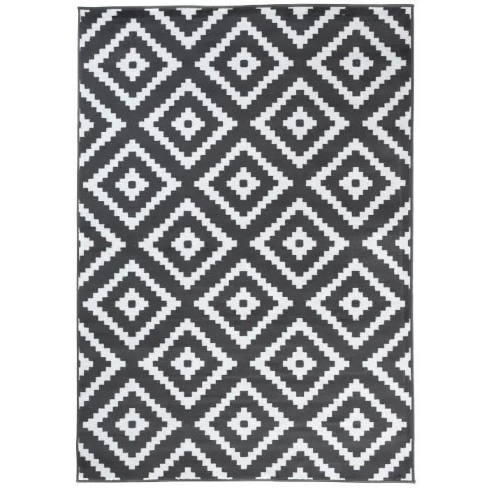https www cdiscount com maison tapis tapiso luxury tapis de salon marocain gris fonce b f 11725 auc5903400002221 html
