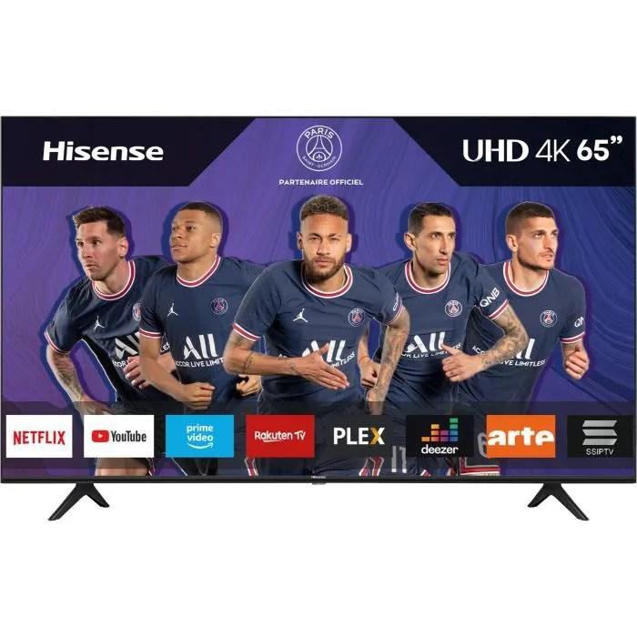 smart tv 165 cm
