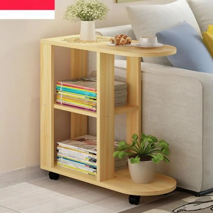 table basse coin