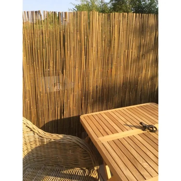 ideal garden canisse bambou sty l